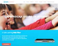Safe Learning Website