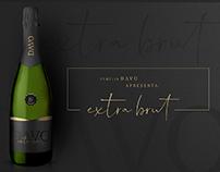 Vinícola Família Davo // Branding & Produtos