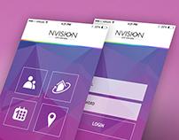 UI Design for health clinic app