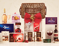 C. Camilleri Christmas Hamper Catalogue