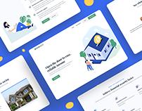 Doorvest - Fintech Website Design
