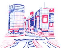 Passage Tells:Shibuya