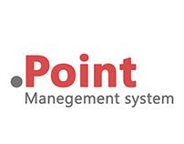 point management system logo
