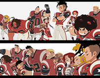 1st.Personal project Shooting star team