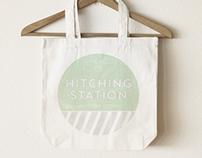 Hitching Station Logo Design