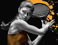 CF Tennis Academy - Brand Book