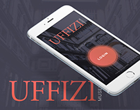 Uffizi Museum - App Concept