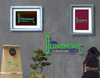 Mattress & Furniture Store Logo Presentation