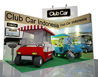 club car Indonesia at IIMS 2017