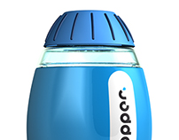 Dopper Bottle design