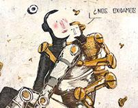 Shall we rust together?-¿Nos oxidamos juntos? StreetArt