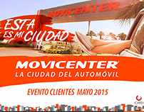 MOVICENTER - EVENTO CLIENTES