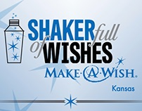 Shaker Full of Wishes Event Program