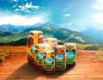 Productos de la Montaña.