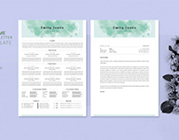 Resume & CoverLetter Template