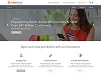 Infosys Edgeverve Website