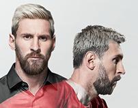 Huawei P9 - Messi's Duality
