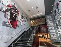 University of South Carolina Crews Football Facility