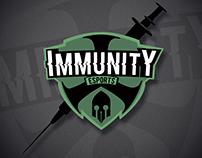 Immunity e-sport logotype