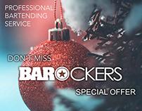 Social Media Ad Design (Christmas Offer)