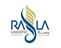 Rasla - Logo brand
