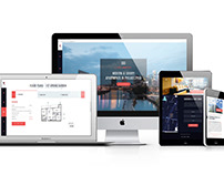 Luxury Apartment Brand & Website Development