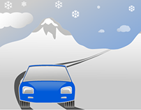 Johnson Controls: Winter Driving Banners