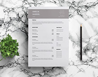 Free Tailor Resume Template