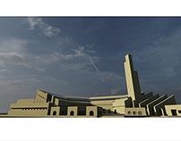 Architectural Design (Mosque)