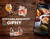 Stickers animados - HV