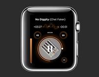 IOS Watch Music Player