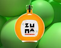 Zumo Packaging CGI/Design