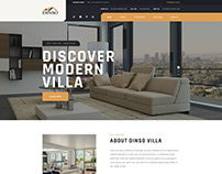 Dinso - Single Property & Apartment Template
