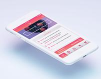 FALinLove Mobile App Design UI/UX