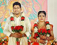 Pratheeksha + Sushin