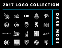 2017 Logo Collection - Dark Mode