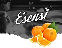 Esensi fruit soap (Brand - Packaking)