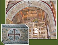 MURAL: Ornaments - Etropolski Monastery