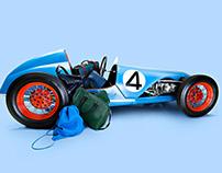 baggage+prototype cars