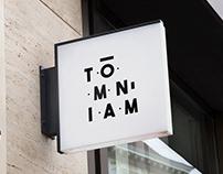Vegan Restaurant Brand Identity