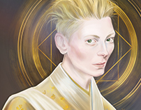 Tilda Swinton - The Ancient One