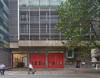 Dowgate Fire Station