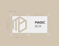 magic box brand design