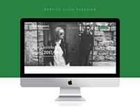 Website UI/UX Redesign