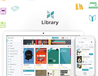 Library - Online BookCrossing Service