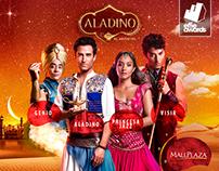 Mallplaza Aladino El Musical