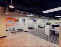 IMP Digital Marketing new office space!
