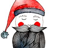Christmas Collection - Postcards