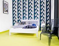 Colourful Design Apartment