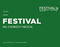Festival del Chorizo y mezcal